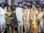 Allu Arjun Attended Assistant Choreographer Sirish S Wedding