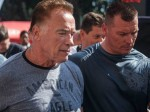 Attack On Arnold Schwarzenegger In South Africa