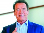 Arnold Schwarzenegger Kicked By Man At Sports Event