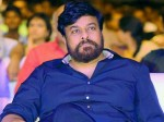 Chiranjeevi Flew Down In A Charted Flight To Attend Directors Day Event