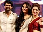 Prabhas Anushka Shetty And Tamannaah Oild Video Goes Viral