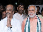 Rajinikanth Attended Narendra Modi Swearing In Ceremony