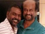 Kanchana 3 Blockbuster Success Lawrence Raghav And Vedika Met Super Star Rajinikanth In Mumbai