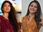 Some Clashes Betweet Rakul Preeth And Sai Pallavi