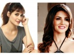 Sunny Leone And Mandana Karimi In Coca Cola Movie