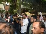 Veeru Devgan Funerals Amitabh Bachchan Others Attended