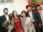 Raghavendra Rajkumar S Son Yuva Rajkumar S Wedding