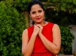 Anasuya Bharadwaj Good Bye To Jabardasth Show