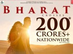 Salman Khan S Bharat Movie Croses 200 Crores