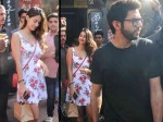 Is Disha Patani Dating Aditya Thackeray
