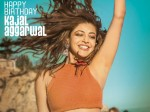Kajal Aggarwal S Birthday Surprise Ranarangam First Look