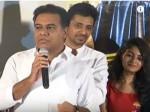 Mallesham Pre Release Ktr Superb Speech
