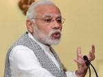 Narendra Modi Condoles Contractor S Death