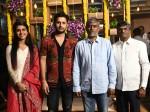 Nithiin Priya Prakash Varrier Romance On The Sets