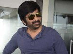 Ravi Teja In Hyderabad Old City For Disco Raja