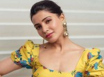 Samantha Akkineni Shows Off Her Petite Figure In This Floral Outfit