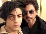 Shah Rukh Khan And Aryan Khan Dubbing For The Lion King