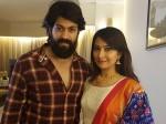 Political Rumors On Yash Wife Radhika Pandit