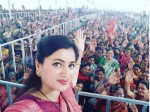 Former Actress And Mp Navneet Kaur About Telugu States