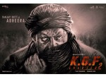 Kgf 2 Frist Look Released Sanjay Dutt As Adheera