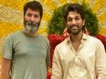 Allu Arjun Trivikram Srinivas Movie Title Fix