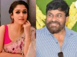 Nayanthara Out Kajal Aggarwal In Intresting Update From Chiranjeevi Movie