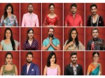 Bigg Boss 3 Season Six Celebrities In Elimination