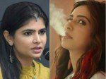 Rakul Preet Singh S Smoking Scene Effect On Chinmayi