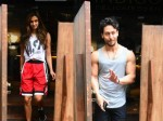 Tiger Shroff And Disha Patani Booked Once Again