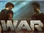 Hrithik Roshan Tiger Shroff War Movie Teaser Released