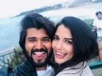 Is Vijay Deverakonda Dating With Izabelle Leite