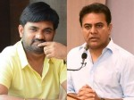 Ktr Replies To Director Maruthi S Question