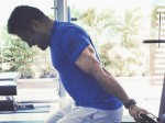 Jr Ntr Working Out For Rrr