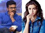 Rrr Update Ram Charan Alia Bhatt To Romance In North
