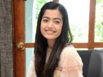 Rashmika Mandanna S Shocking Reaction In Her Chat