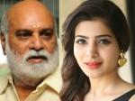 Kovelamudi Raghavendra Rao Intrest On Samantha Akkineni