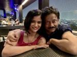 Ram Gopal Varma Niece Start New Movie With Keerthy Suresh