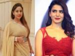 Sri Reddy Sensetional Post Using Samantha Akkineni Name