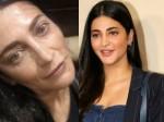 Shruti Haasan S Old Filter Look Goes Viral