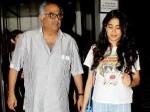 Boney Kapoor S Clarity On Janhvi Kapoor Tollywood Entry