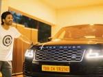 Attracts Allu Arjun S Range Rover Car
