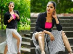 Anusuya Said That There Is More Trolling On The Telugu Girl