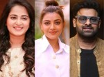 Prabhas Comments On Anushka Shetty And Kajal Aggarwal