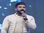 Saaho Pre Release Event Actor Arun Vijay Speech