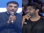 Saaho Pre Release Event Dil Raju Comments On Prabhas