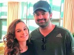 Evelyn Sharma Reaction On Saaho Movie Chance