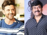 Hrithik Roshan Comments On Megastar Chiranjeevi