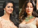 Janhvi Kapoor S Comments On Keerthy Suresh