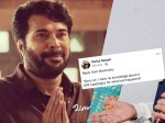 Mammootty Fans Sent Hate Messages To National Award Jury Rahul Rawail