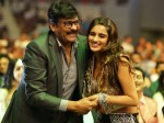 Siima Awards 2019 Complet List Nidhi Aggarwal And Chiranjeevi Goes Crazy